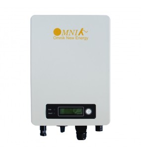Inverter Monofase TL-3NS - Omnik 3KW