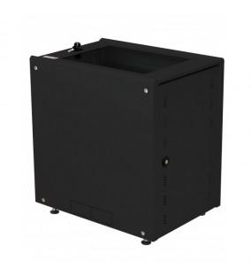 Armadio  per Accumulatori Fotovoltaico 8U P600mm Nero