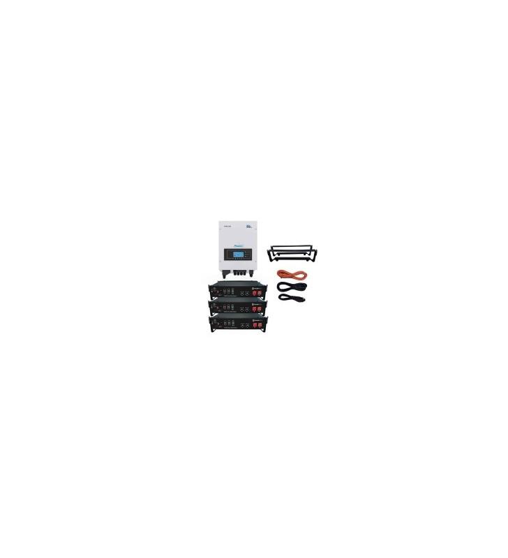 KIT ACCUMULO ZCS  3000SP + Batterie Litio Pylontech 7,2 kWh