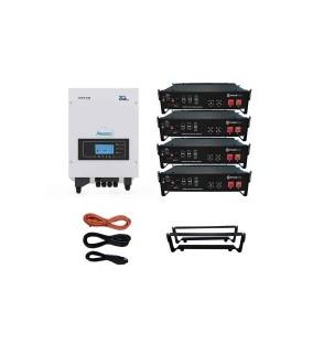 KIT ACCUMULO ZCS  3000SP + Batterie Litio Pylontech 9,6 kWh