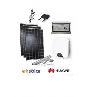 KIT 4,7 KW FOTOVOLTAICO COMPLETO Versione Energy Plus HF