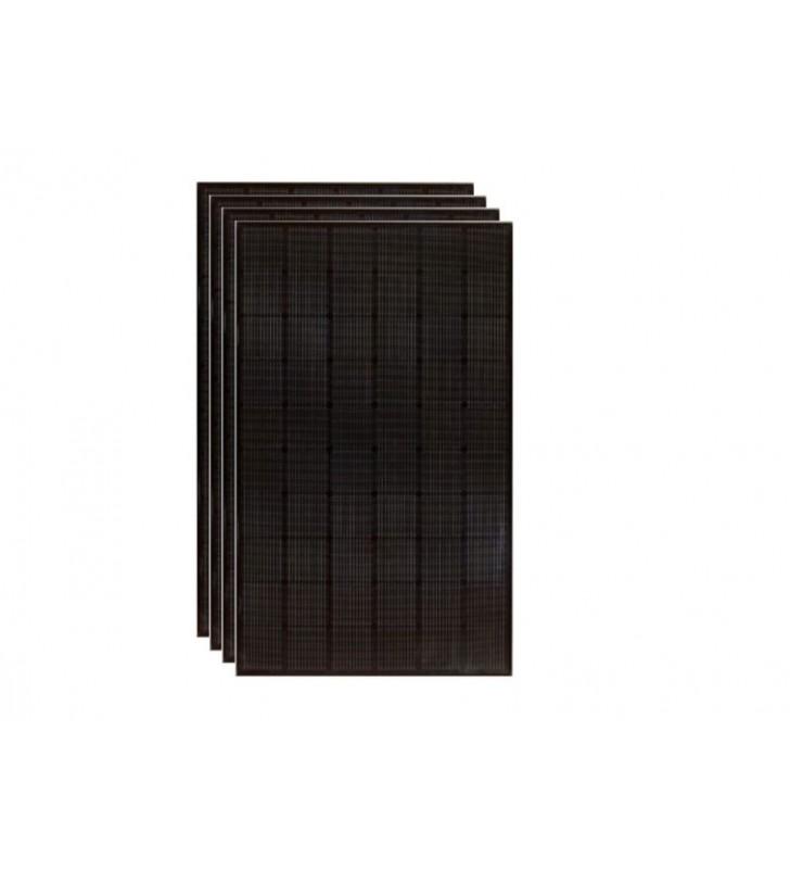 KIT 5 Pannelli Full Black 300W Monocristallino  Ok solar 1500W