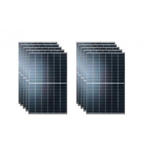 KIT 9 PannellI 340W Half-Cut Monocristallino  Ok solar 3000W