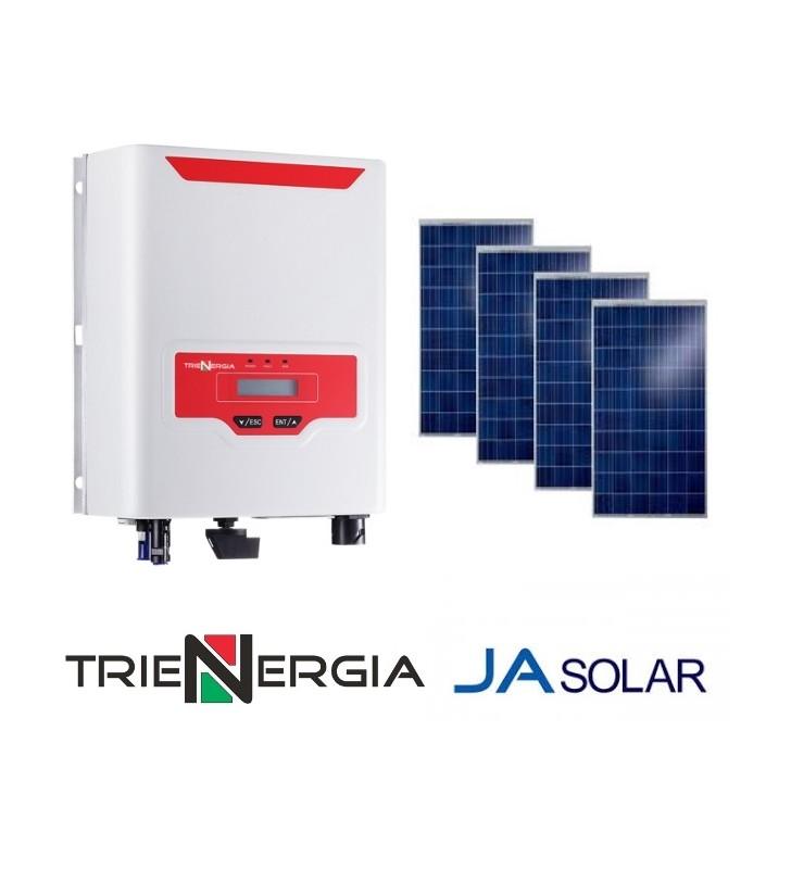 Kit 2,2 kW Fotovoltaico Basic Trienergia-JA