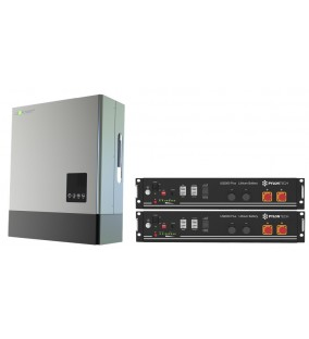 Kit Inverter Luxpower LXP  3KW + Pylontech 4,8Kw